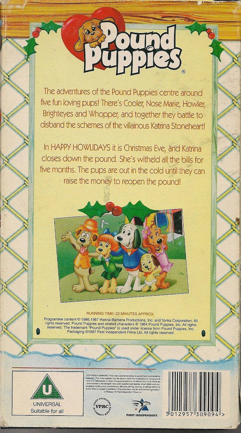 Pound Puppies Christmas Happy Howlidays Amazon Video