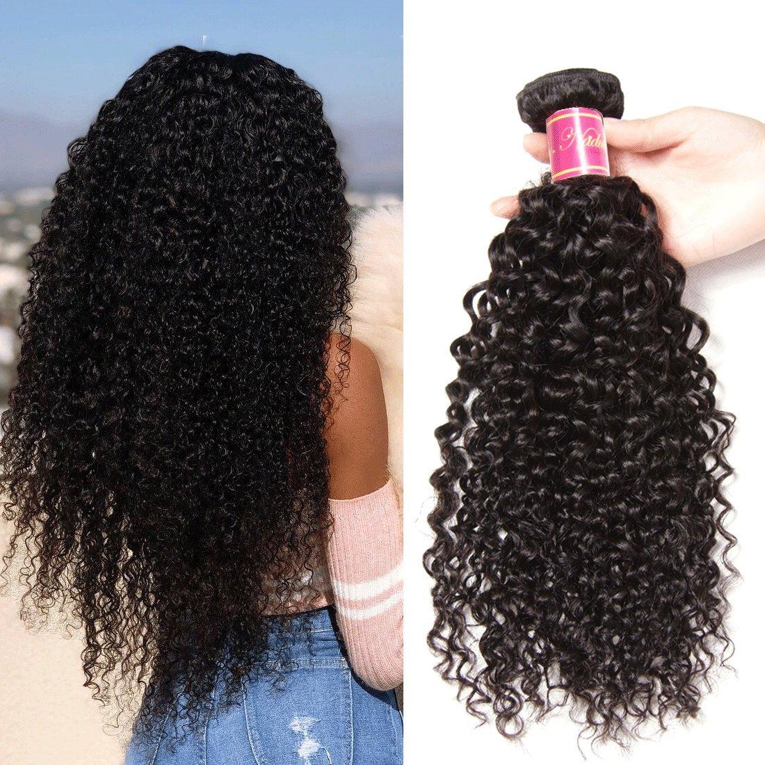Amazon Nadula Brazilian Remy Virgin Curly Human Hair 1 Bundle