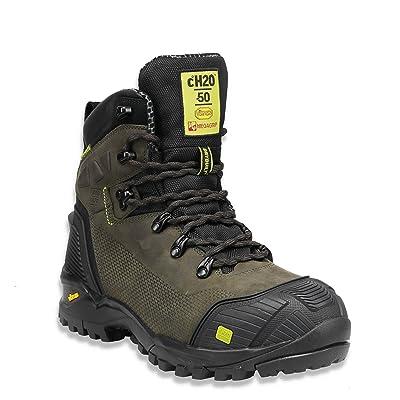 Amazon.com | cH2O Men's 880 Outdoor Waterproof Comp Toe Boot Industrial | Boots