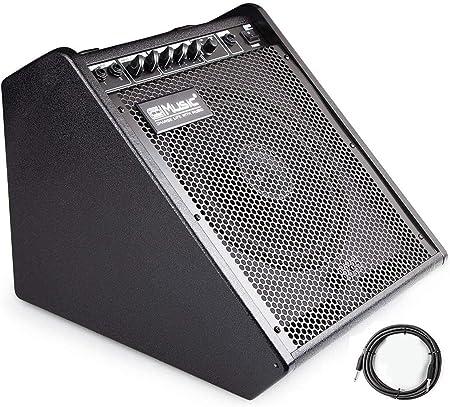 Coolmusic 100W Bluetooth Amplificador de monitor personal ...