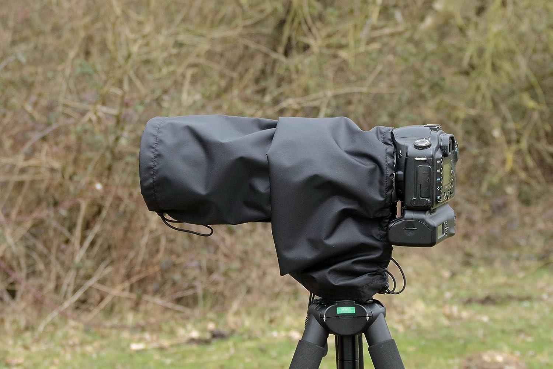 Regenschutz f/ür Sony FE 200-600 mm f//5.6-6.3 G OSS in 3 Farben erh/ältlich wasserdicht
