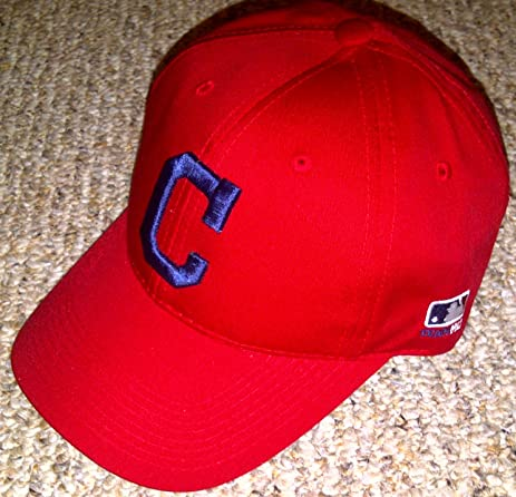 061b2c4c729e85 ... shopping mlb adult cleveland indians alternate red navy quotcquot hat  cap adjustable velcro 06d67 1bd58