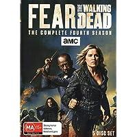 FEAR THE WALKING DEAD: SEASON 4 (DVD)