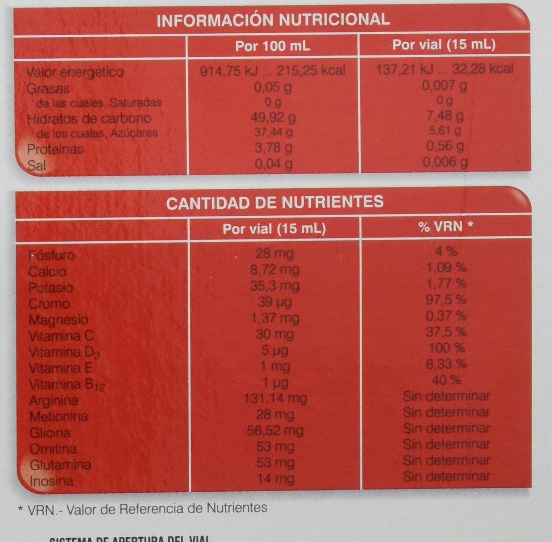FOST PRINT SPORT SABOR PLATANO 20 VIALES SORIA NATURAL: Amazon.es: Salud y cuidado personal