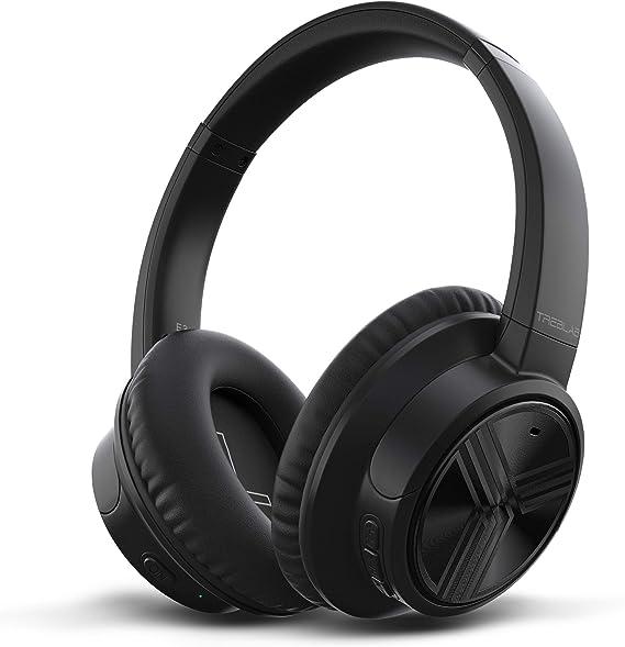 TREBLAB E3 - Ultra-HD Over-Ear Wireless Headphones