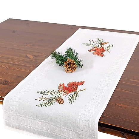 1 Set Kreuzstich Stickpackung vorgezeichnet mit Anleitung zum Selbersticken