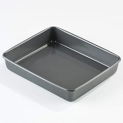 Be Pro Chef Prochef - Molde de horno (metálico con revestimiento de teflón, tamaño grande): Amazon.es: Hogar