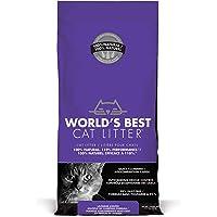 Världens bästa kattströ, 12,7 kg, lavendel
