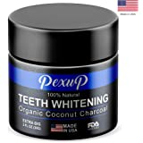 Activated Charcoal Teeth Whitening Powder - All Natural Tooth Whitener, Organic Coconut - Non -GMO - Made in USA
