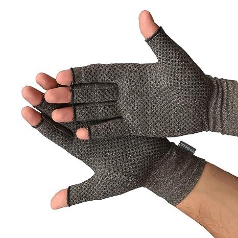 Medipaq - Guantes Anti-Artritis (Par) – Ofrecen Calor Y Compresión Para Ayudar