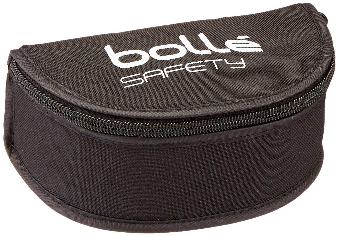 Black Bolle 40109 Safety Large Case Zippered Eyewear Case