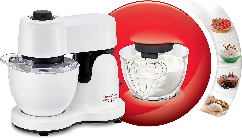 Moulinex QA2101 - Robot de cocina, 700 W, color blanco: Amazon.es: Hogar