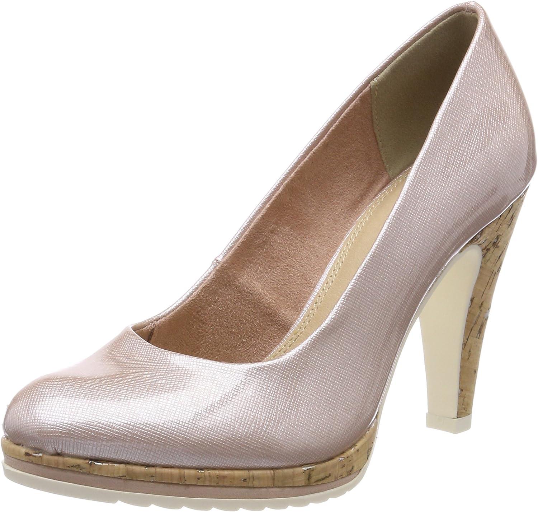TALLA 38 EU. Marco Tozzi 22401, Zapatos de Tacón para Mujer