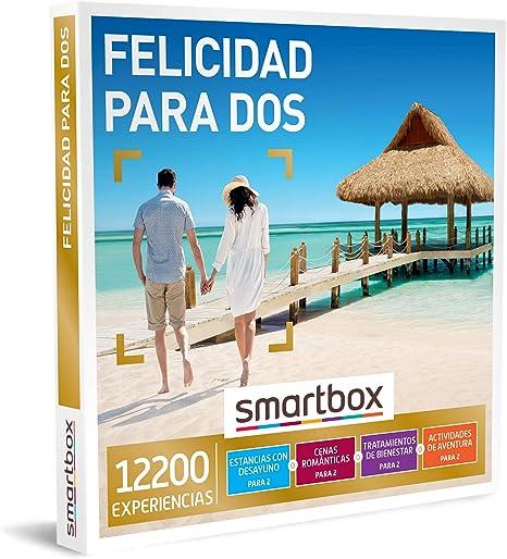 SMARTBOX - Caja Regalo - Felicidad para Dos - Idea de Regalo - 1 ...