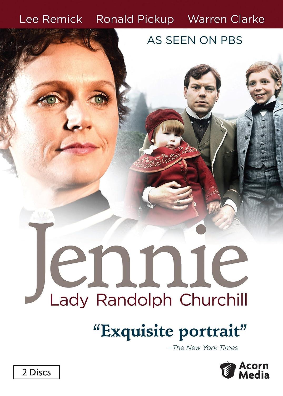 Amazon com: Jennie: Lady Randolph Churchill: Lee Remick