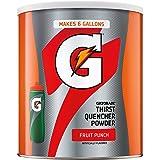 Gatorade Thirst Quencher, Fruit Punch, 51 Ounce Powder