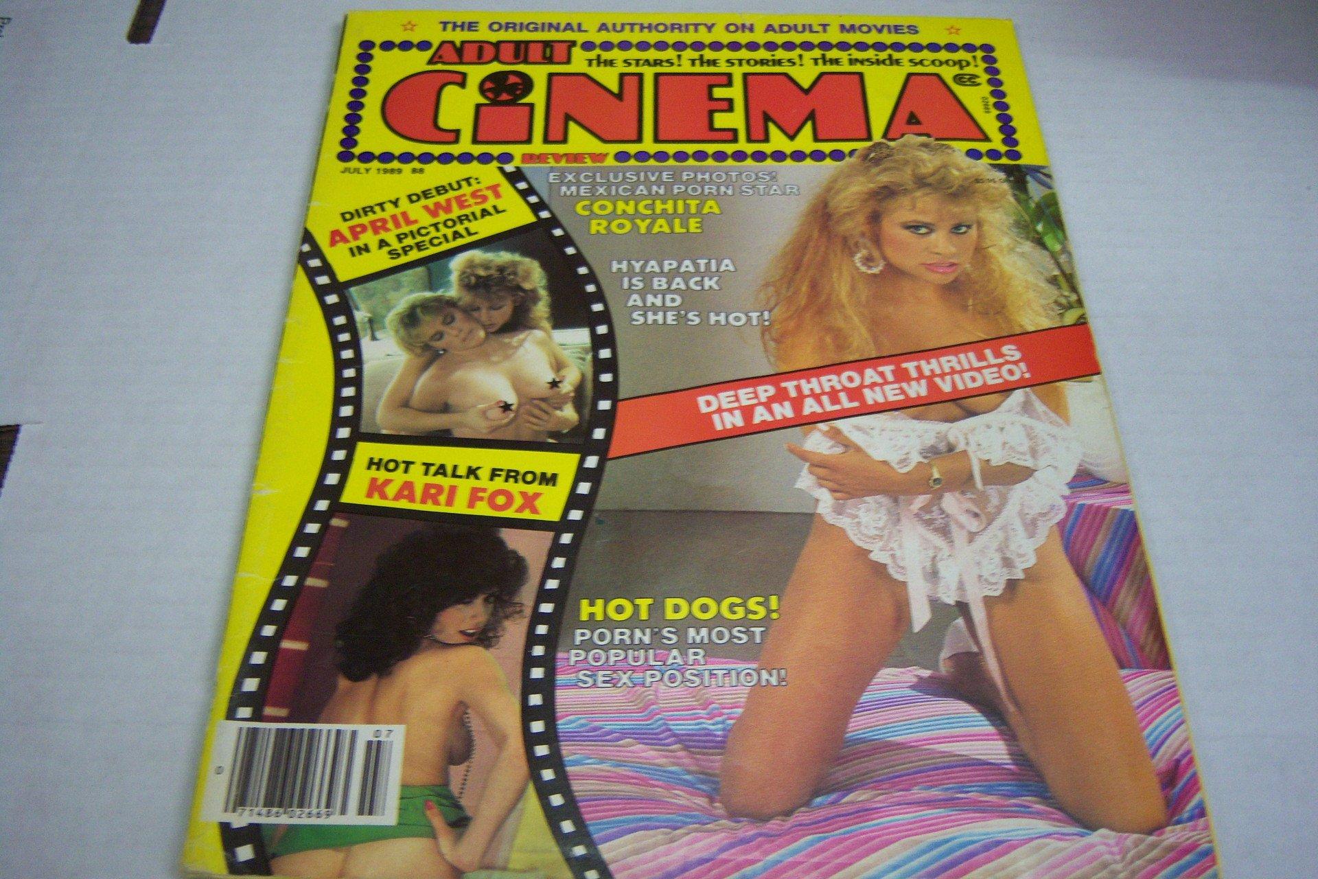April West Porn Actress Today - Adult Cinema Review Magazine \