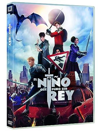 El Niño Que Pudo Ser Rey [DVD]: Amazon.es: Louis Ashbourne Serkis ...