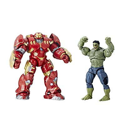 Marvel Studios: The First Ten Years Avengers: Age of Ultron Dark Hulk and Hulkbuster: Toys & Games