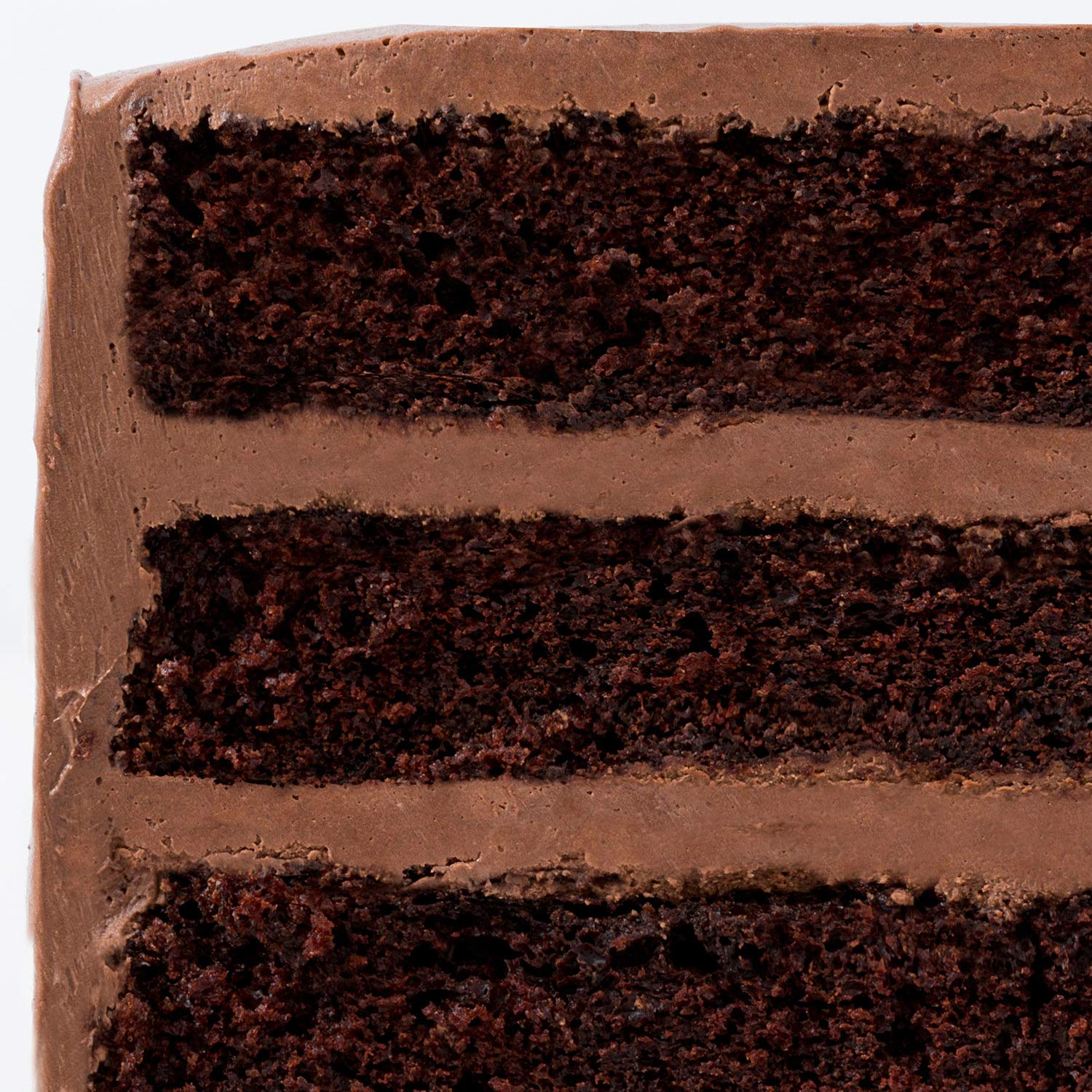 Miss Jones Baking Organic Buttercream Frosting, Perfect for Icing and Decorating, Vegan-Friendly: Rich Fudge Chocolate (Pack of 6)