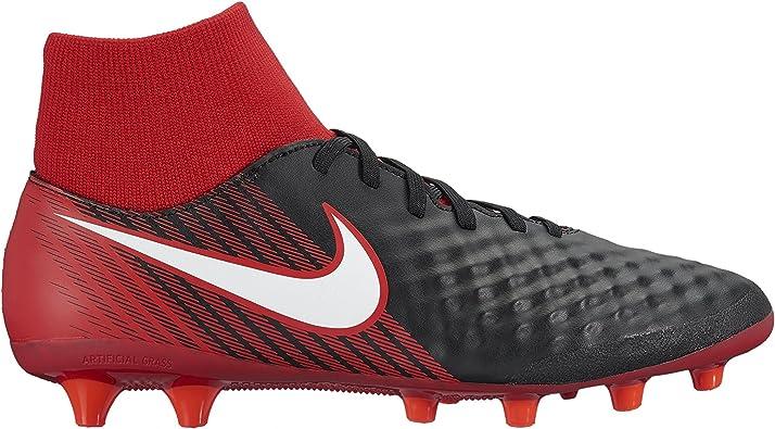 estrategia Casa de la carretera Fiesta  Botas de fútbol para con calcetines para hombre Nike magista onda II (AG de  Pro) Césped Artificial: Amazon.es: Deportes y aire libre