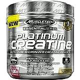 MuscleTech Platinum 100% Creatine Supplement, 400 Gram by MuscleTech