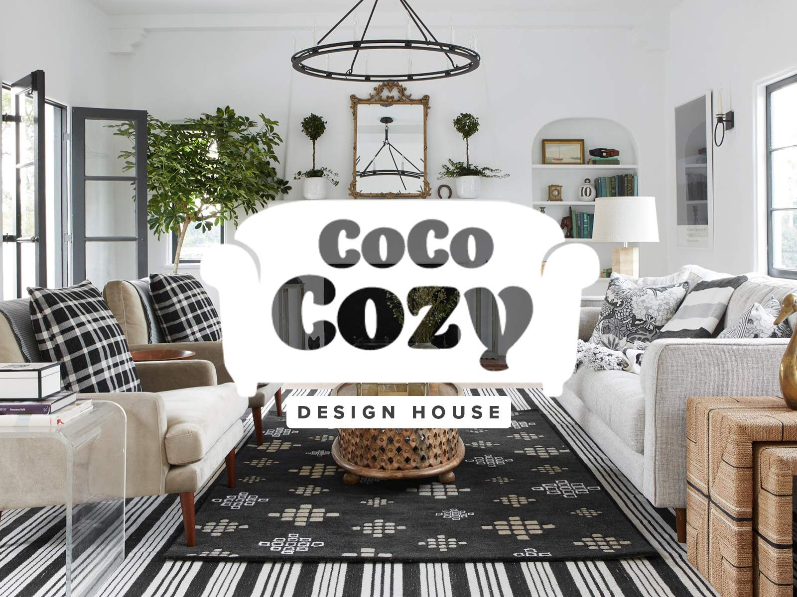 CoCoCozy Design House on Amazon Prime Video UK