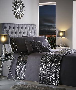 Parure de lit   housse de couette/taie d'oreiller   avec