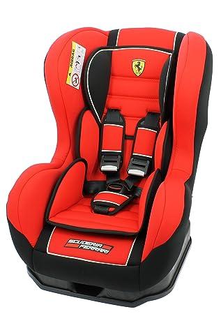 ferrari cosmo sp car seat upto 4 years corsa amazon co uk baby rh amazon co uk ferrari baby car seat manual cosmo Ferrari Leather Seats