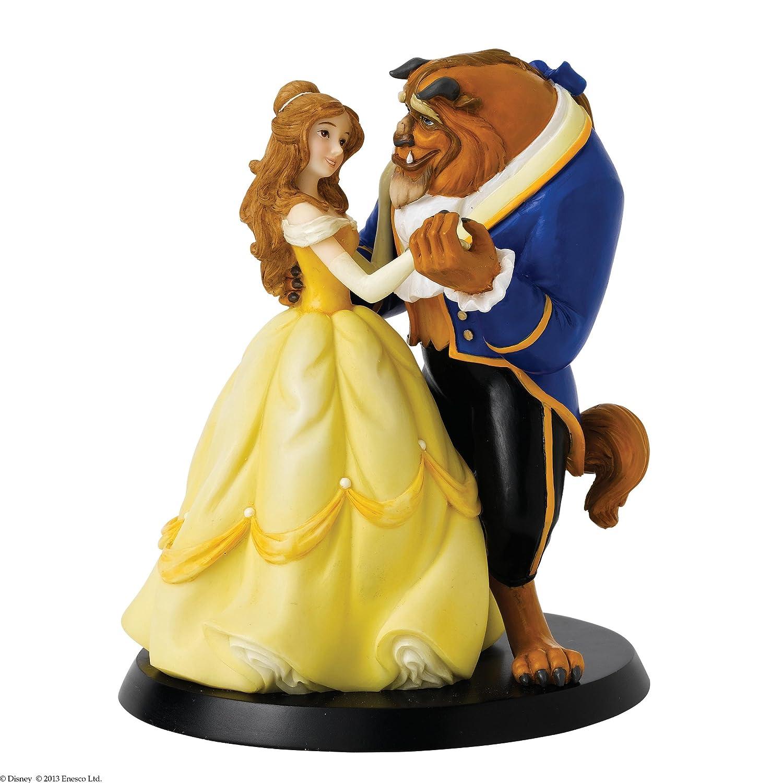 Enchanting Disney Beauty And The Beast Figurine Uk Ebay