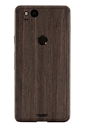 sale retailer c1513 42919 TOAST Real Wood, Cover for Google Pixel 2 - Ebony