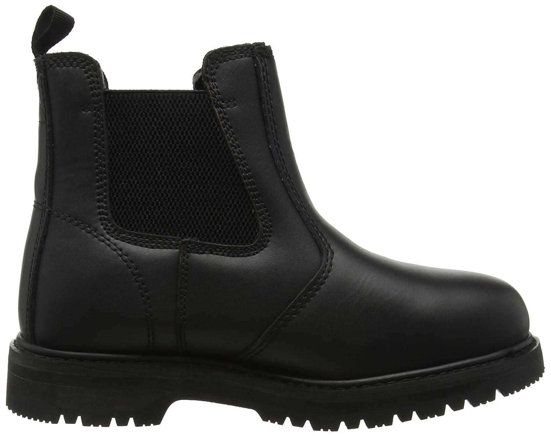 Groundwork GR20 L - Zapatos de Seguridad de Cuero Hombre: Amazon.es: Zapatos y complementos