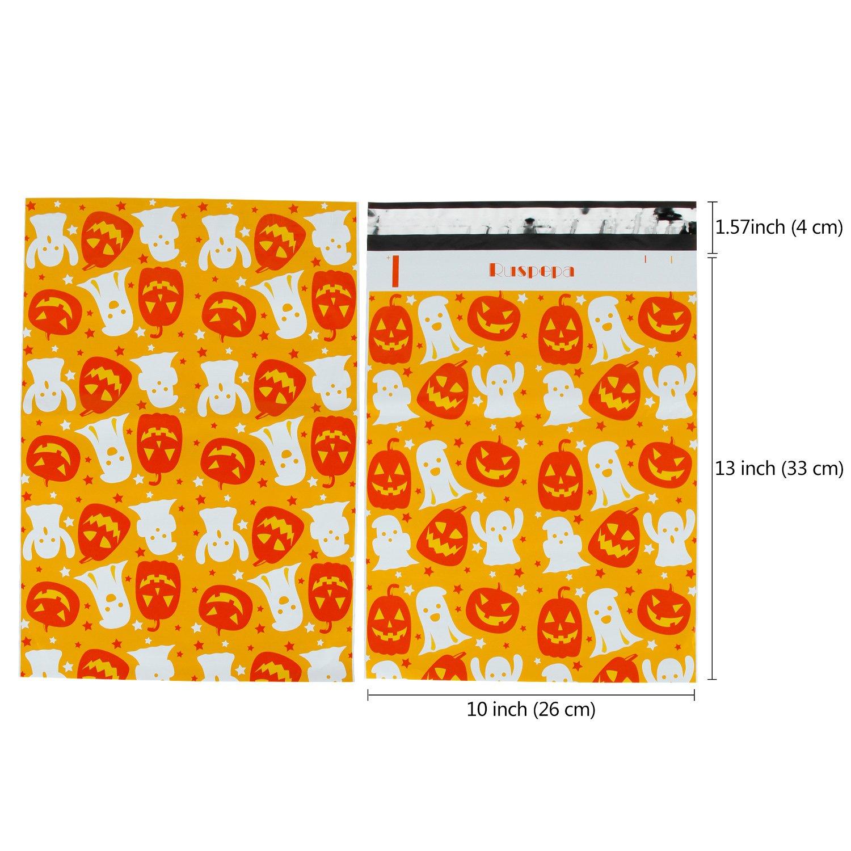 Paquet De 50Pcs Plumes RUSPEPA 26 X 33 CM Plumes Roses Enveloppes DExp/édition En Poly Pour Le Sac DExp/édition