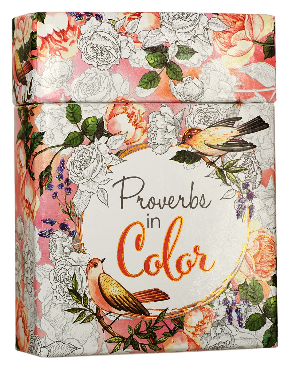 Proverbs Color Cards Share product image