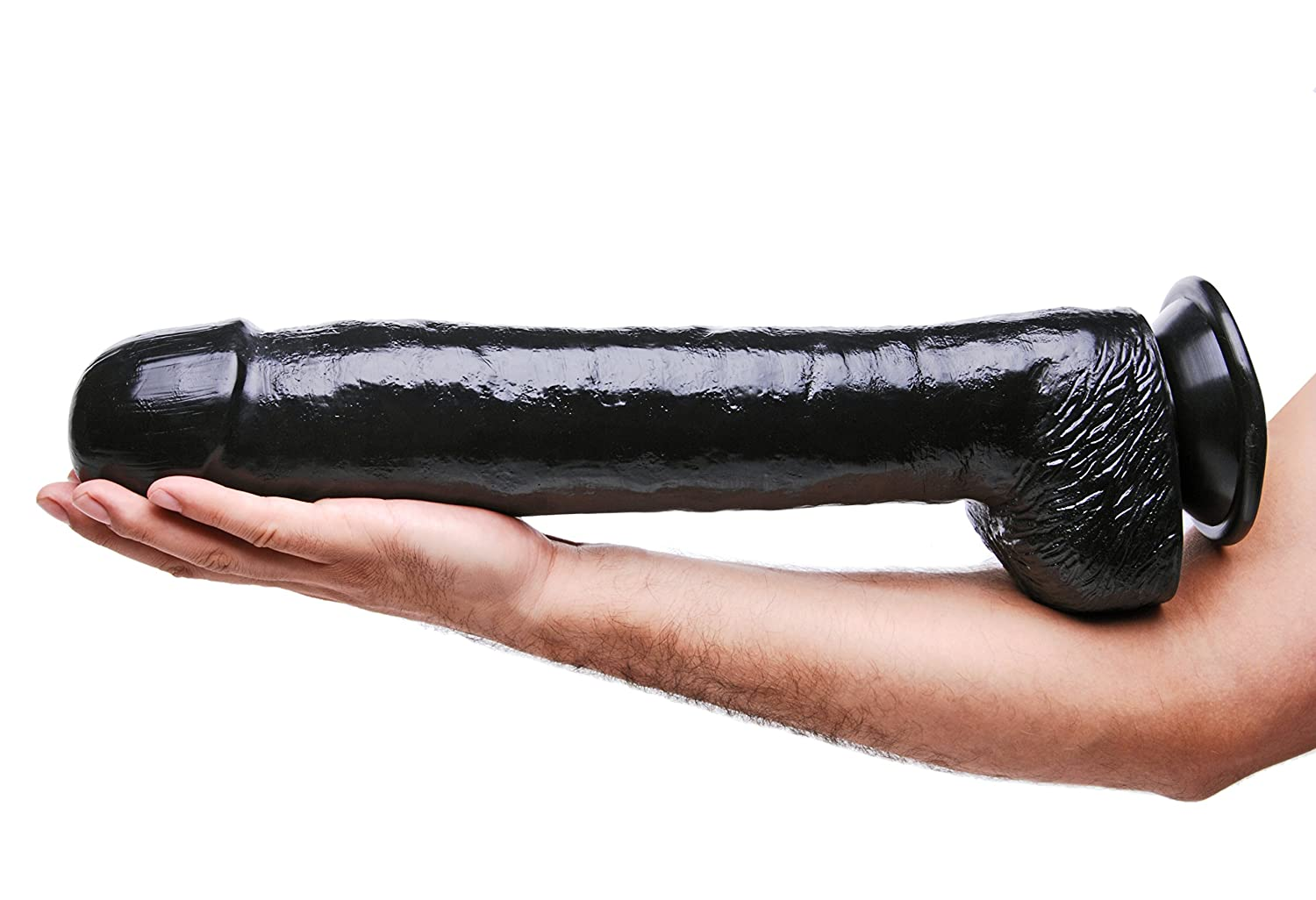 Gigantic huge dildo