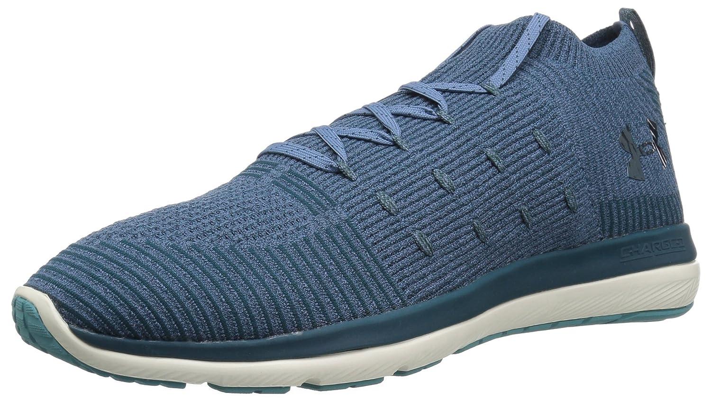 Under Armour Men's Slingflex Rise Sneaker B071S8CZJ8 12.5 M US Bass Blue (400)/Tourmaline Teal