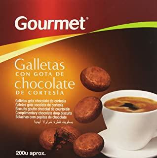 Gourmet - Galletas con gota de chocolate de cortesia - - 1000 g
