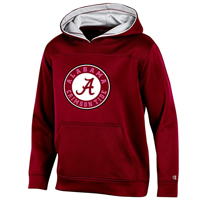 96df3d63748d Amazon.com   Champion NCAA Youth Boy s Match-Up Embossed Pullover Hoodie    Sports   Outdoors