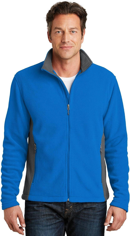 Port Authority Colorblock Value Fleece Jacket F216