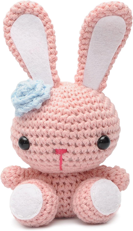 crochet toys crochet amigurumi doll cute bunny model number ... | 1500x868