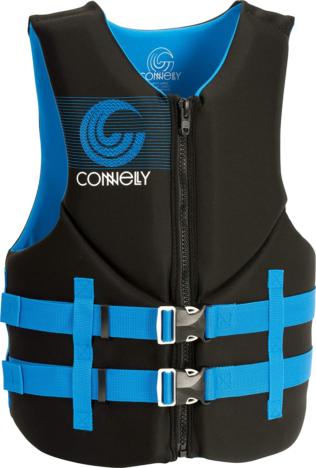 Connelly Promo Neo CGA Wakeboard Vest Mens 3X-Large  B079DD3GCH