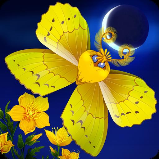 Flutter: Starlight - Twinkle Flowers