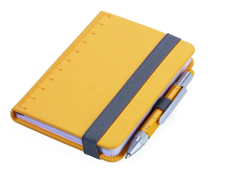 TROIKA NPP25//YE Giallo A7 128fogli quaderno per scrivere