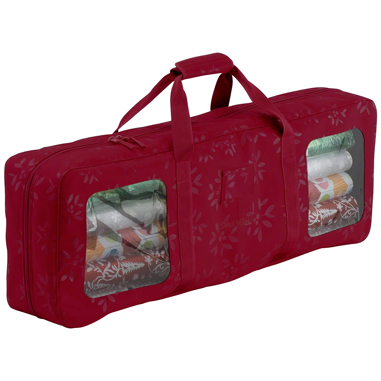 Amazoncom Classic Accessories Seasons Holiday Gift Wrapping Supplies Organizer &