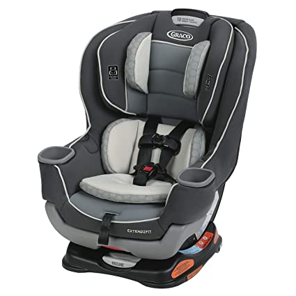 Graco Extend2Fit Convertible Car Seat - Most Comfortable Seat
