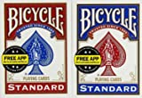 Bicycle Standard Index Playing Cards - Pack of 2