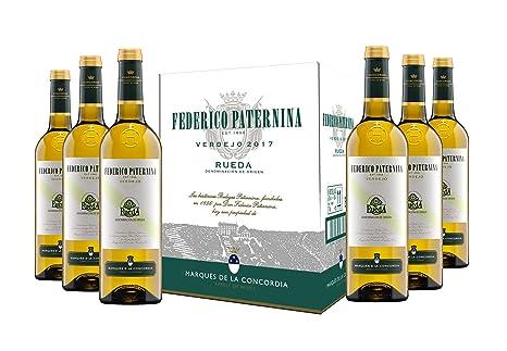 Caja de Paternina Verdejo D.O. Rueda Vino blanco - 6 ...