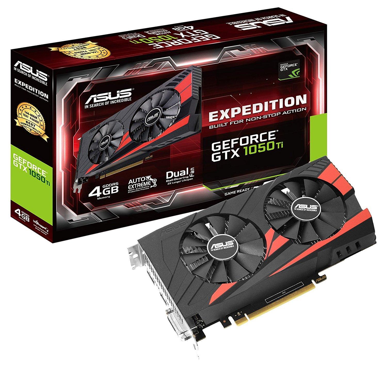 Asus Expedition GeForce GTX 1050 Ti eSports..