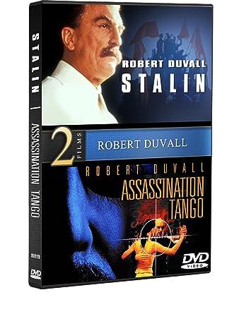 Amazoncom Stalin Assassination Tango Robert Duvall