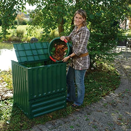 Graf/GARANTIA-Komposter ECO-KING 600 Liter/GARANTIA